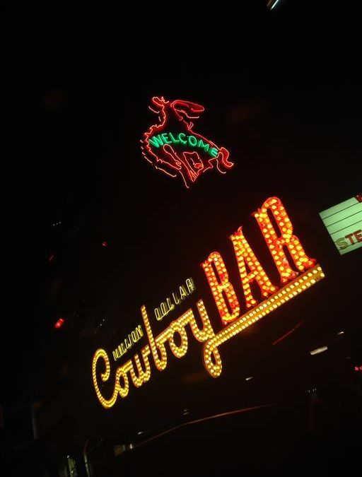 Enjoy the Town of Jackson and the famous Million Dollar Cowboy Bar.