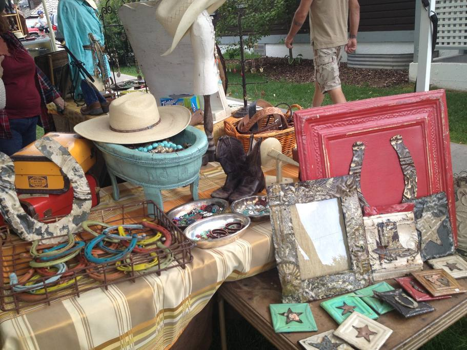 Summer offers a variety of art and antique shows.